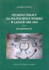 """Wykład """"Polskie korporacje akademickie w XIX wieku"""""""