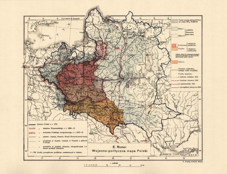 Położenie geostrategiczne Polski