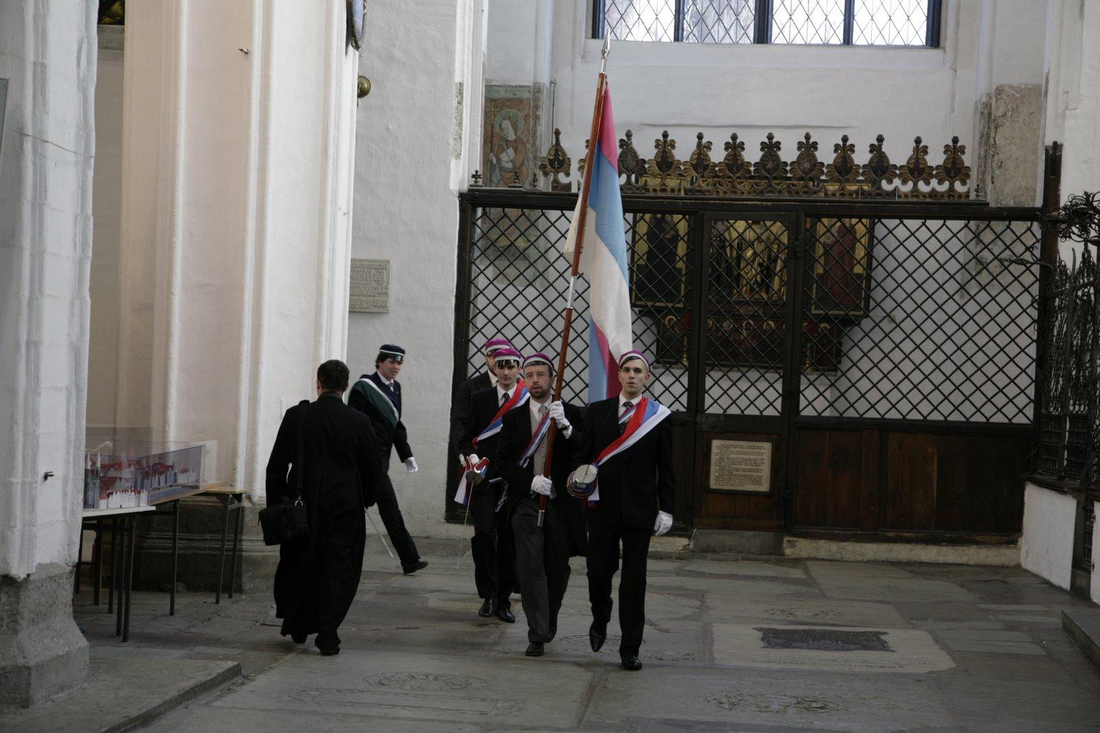 Inauguracja roku akademickiego 2008/9 na UG