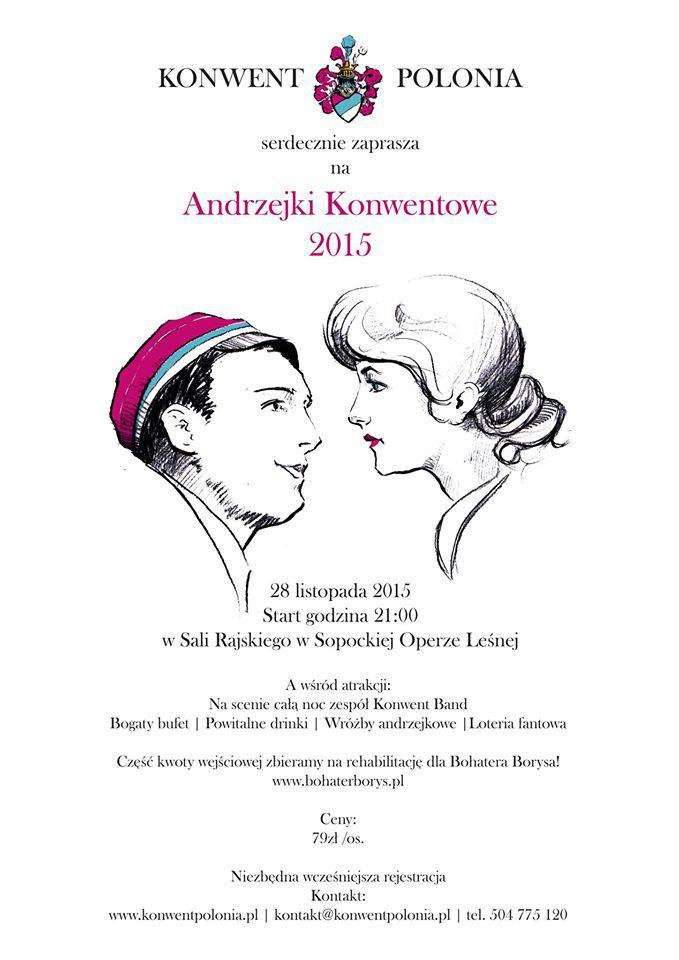 Andrzejki Konwentowe