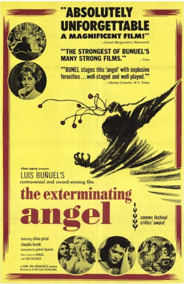 """Spotkanie filmowe """"Anioł zagłady"""""""