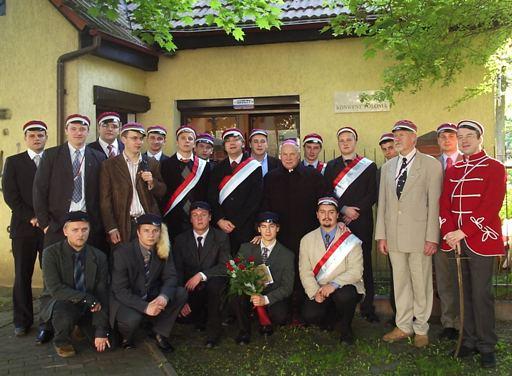 Wizyta w Konwencie J.E. abp. ks. Tadeusza Gocłowskiego