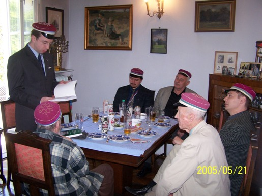 Wizyta u Filistra Zygmunta Augustowskiego