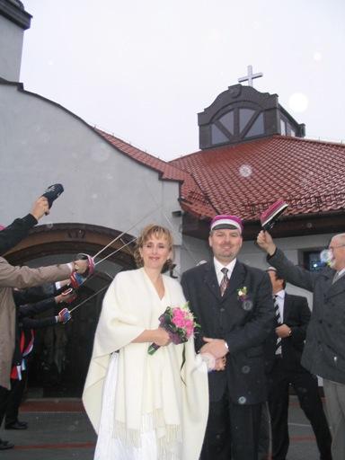 Filister Michał się ożenił !