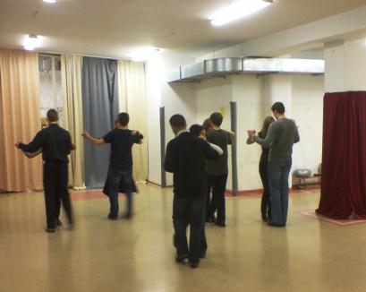 Konwentowy kurs tańca