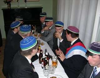Komersz Fraternitas Estica