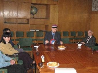 spotkanie Oddziału Gdańskiego Związku Szlachty Polskiej