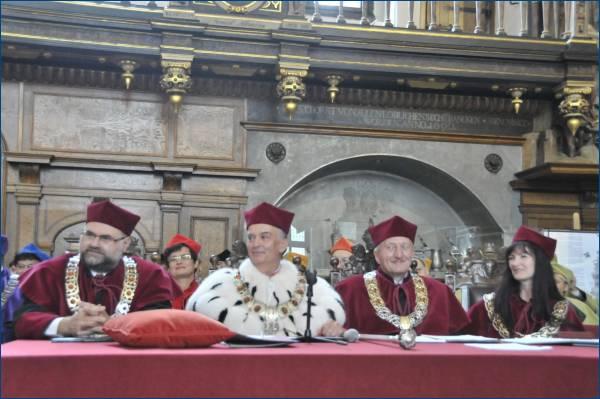 Inauguracja XL Roku Akademickiego na Uniwersytecie Gdańskim