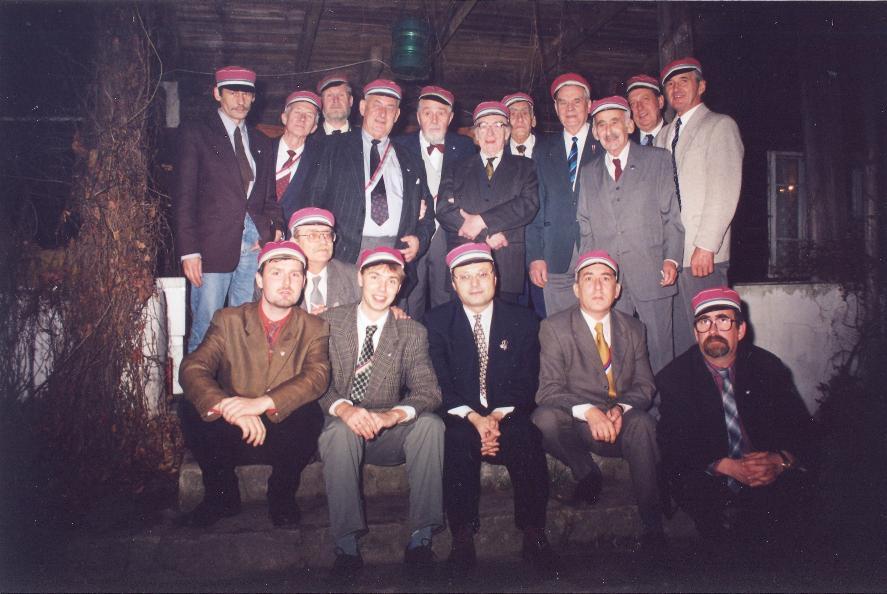 Zebranie Filistrów Konwentu w Janinowie
