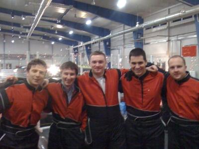 3 miejsce K!Polonia w KartCenter Endurance Trophy