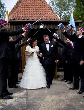 Ślub com. R. Marchlewicza!