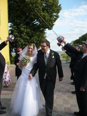 Ślub com. Tomasza Grybek