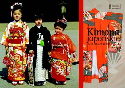 Burszowskie dekle, japońskie kimona…