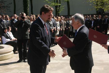 Nominacja sędziowska dla Polonusa