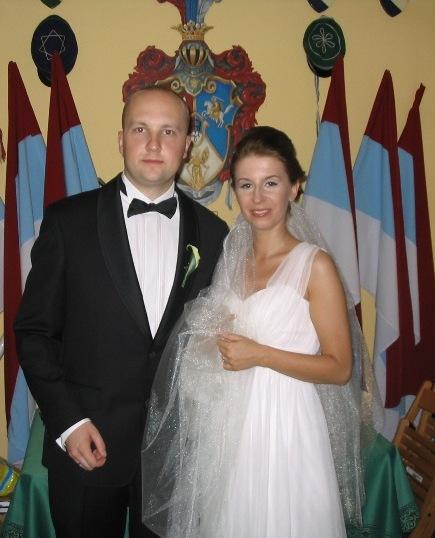 Ślub com. Bartka Łapińskiego