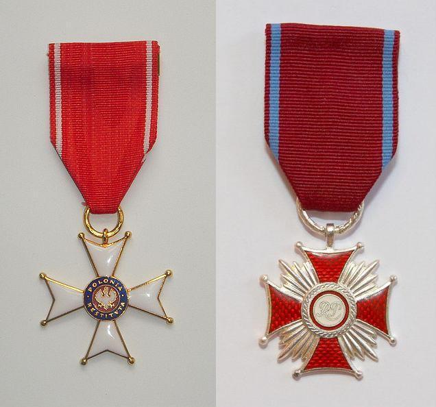 Odznaczenia państwowe dla Filistrów Konwentu Polonia