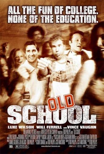 Old School, czyli kolejna wesoła sobótka