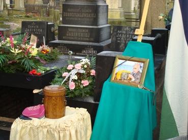 Pogrzeb Śp. Fil. Tadeusza Jasińskiego
