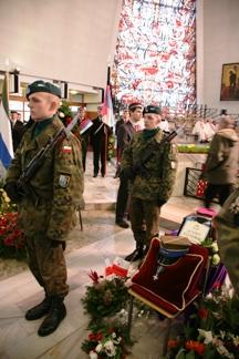 Pogrzeb Śp. Fil. Zygmunta Augustowskiego