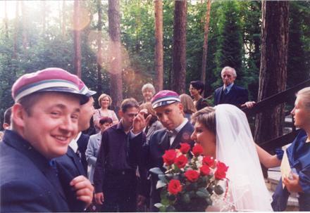 Ślub w Konwencie !