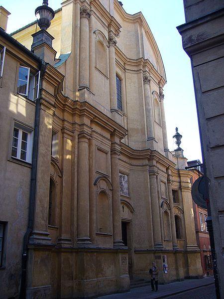 Msza święta w intencji Konwentu w Warszawie