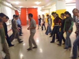 Konwentowa szkoła tańca