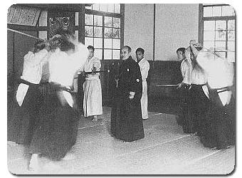 Konwentowe treningi wschodnich sztuk walki