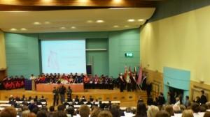 Aula Wydziału Prawa i Administracji
