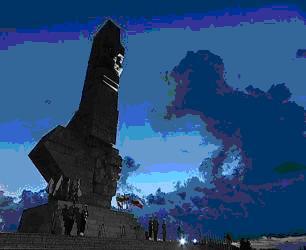 Obchody 71-lecia rozpoczęcia II wojny światowej na Westerplatte
