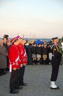 Konwent Polonia na Westerplatte