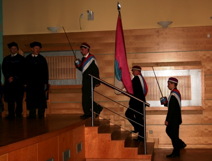 Inauguracja roku akademickiego na WPiA
