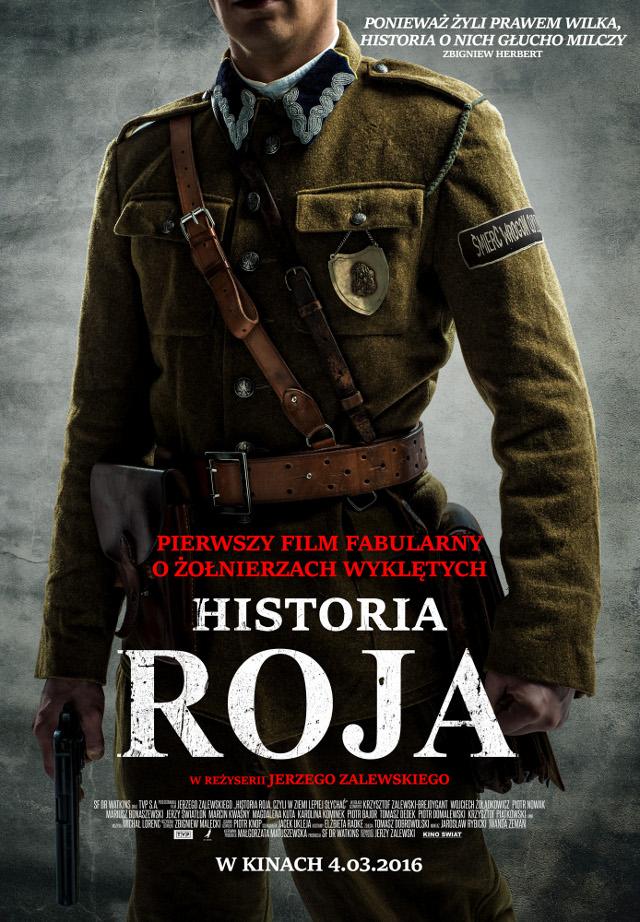 """Konwentowe wyjście do kina na """"Historię Roja"""""""